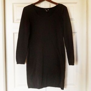 Black H&M Sweater Dress